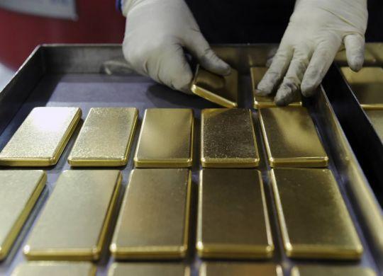 lingotes de oro, valor, avaluo
